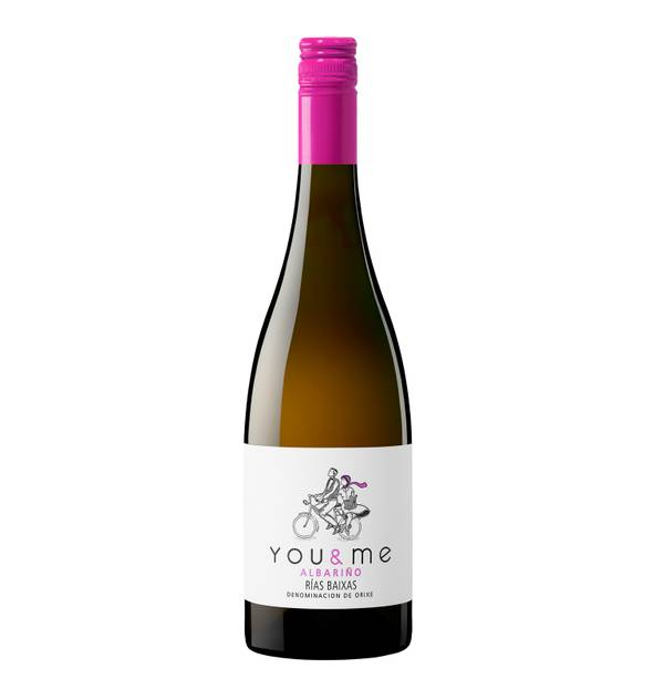 Compra You & Me Blanco Albariño You & Me D.O. Rias baixas